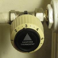 Danfoss radiatortermostat virker ikke